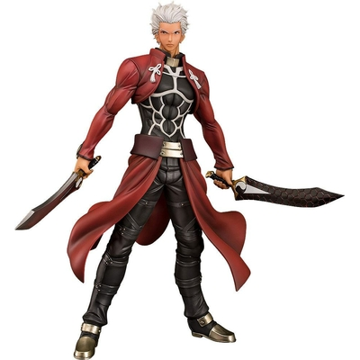 Statuette Fate/ Stay Night Unlimited Blade Works Archer Route Unlimited Blade Works 30cm