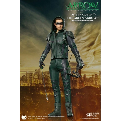 Figurine Arrow Real Master Series Green Arrow 23cm