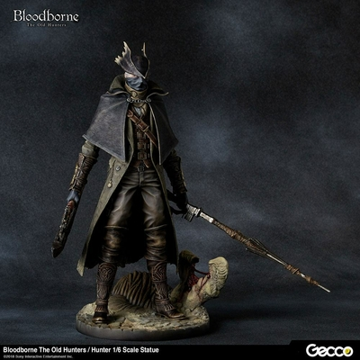 Statue Bloodborne The Old Hunters Hunter 32cm