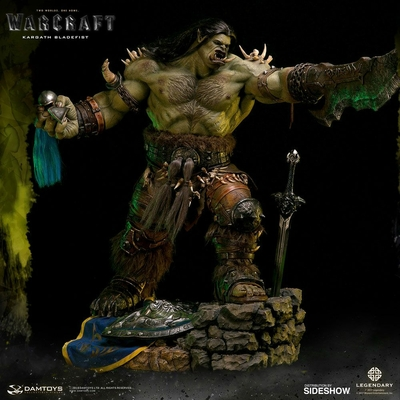 Statue Warcraft Epic Series Premium Kargath Bladefist 60cm