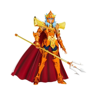 Figurine Saint Seiya Myth Cloth EX Poseidon Julian Solo 18cm