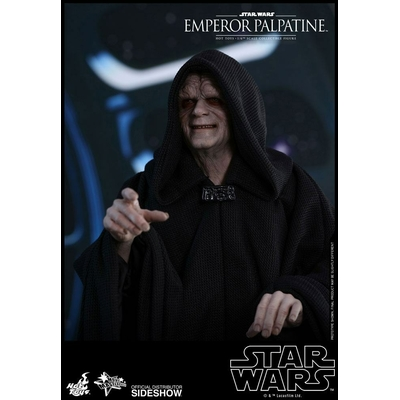 Figurine Star Wars Episode VI Movie Masterpiece Emperor Palpatine 29cm