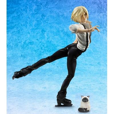 Statuette Yuri!!! on Ice série G.E.M. Yuri & Pyocha 18cm