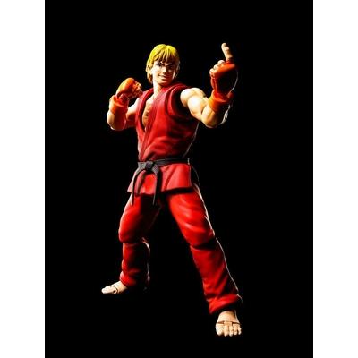Figurine Street Fighter S.H. Figuarts Ken Masters 15cm