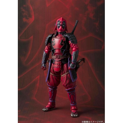 Figurine Marvel Comics Meisho Manga Realization Deadpool 18cm