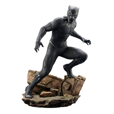 Statuette Black Panther Movie ARTFX Black Panther 32cm