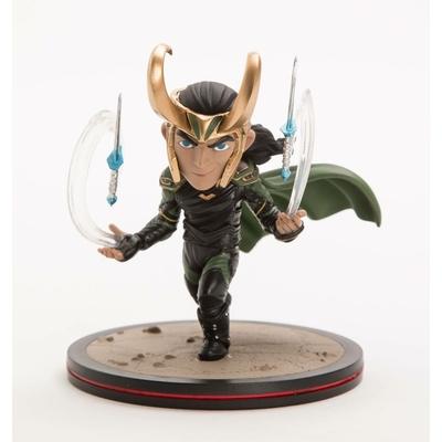 Figurine Thor Ragnarok Q-Fig Loki 10cm