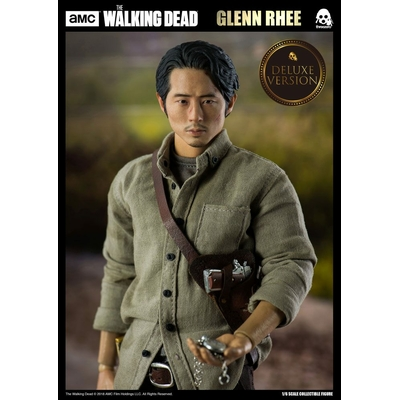Figurine The Walking Dead Glenn Rhee Deluxe Version 29cm