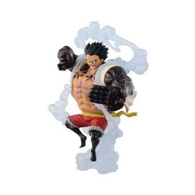 Figurine One Piece King Of Artist Monkey D. Luffy The Bound Man 14cm