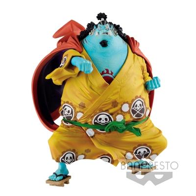 Figurine One Piece King Of Artist Jinbe 13cm
