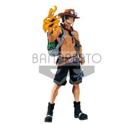 Figurine One Piece Big Size Portgas D. Ace 30cm