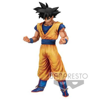 Figurine Dragon Ball Z Grandista Resolution of Soldiers Son Goku Ver. 2 - 28cm