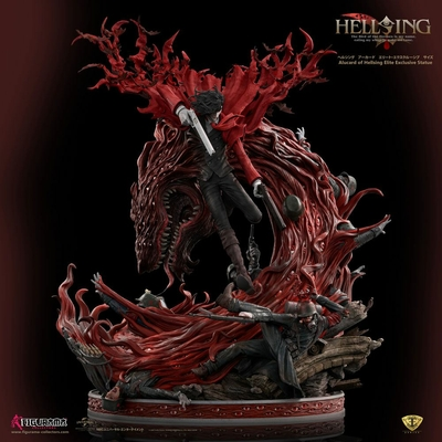 Statue Hellsing Ultimate Elite Exclusive Alucard 67cm