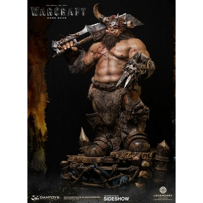 Statue Warcraft Epic Series Premium Dark Scar 77cm