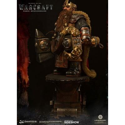 Statue Warcraft Epic Series Premium Magni Bronzebeard 65cm