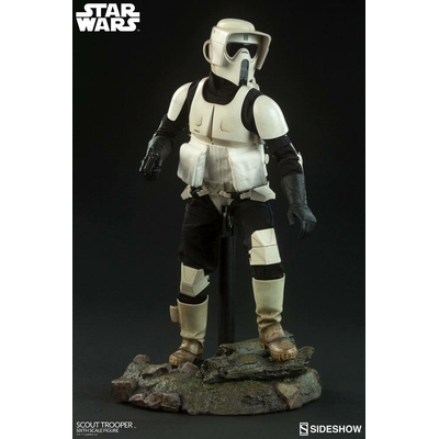 Figurine Star Wars Episode VI Scout Trooper 30cm