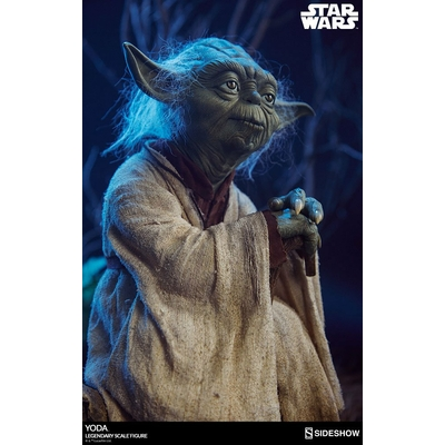 Statue Star Wars Legendary Scale Yoda 46cm