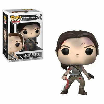 Figurine Tomb Raider Funko POP! Lara Croft 9cm