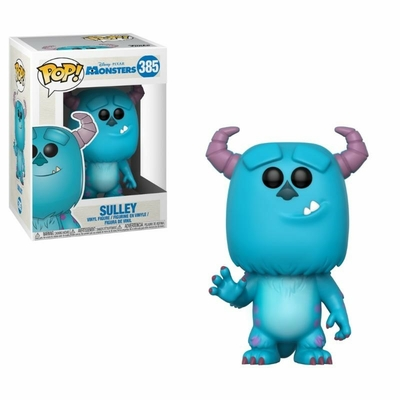 Figurine Monstres & Cie Funko POP! Disney Sulley 9cm