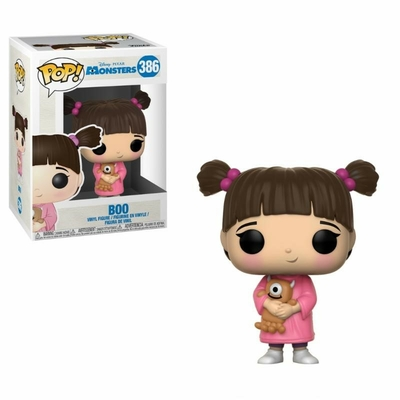 Figurine Monstres & Cie Funko POP! Disney Boo 9cm