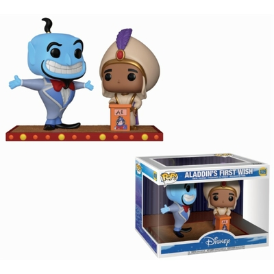 Figurine Aladdin Funko POP! Movie Moment Aladdin's First Wish 9cm