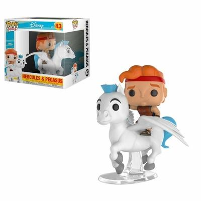 Figurine Hercule Funko POP! Rides Hercules and Pegasus 15cm