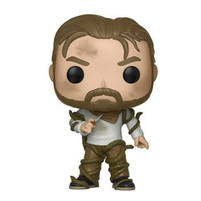 Figurine Stranger Things Funko POP! Hopper with Vines 9cm