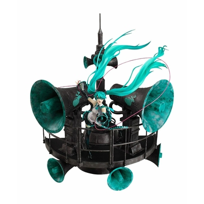Statuette Character Vocal Series 01: Hatsune Miku Love is War Ver. DX 40cm