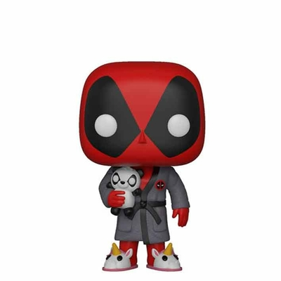 Figurine Deadpool Parody Funko POP! Deadpool in Robe 9cm