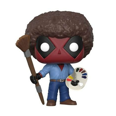 Figurine Deadpool Parody Funko POP! Deadpool 70s with Afro 9cm