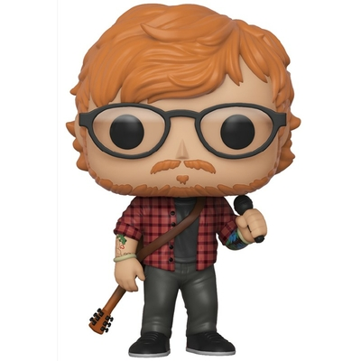 Figurine Ed Sheeran Funko POP! Rocks Ed Sheeran 9cm