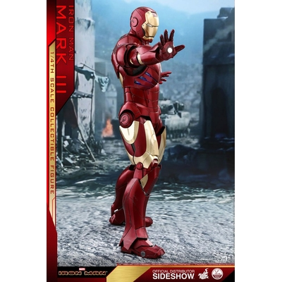 Figurine Iron Man QS Series Iron Man Mark III 48cm