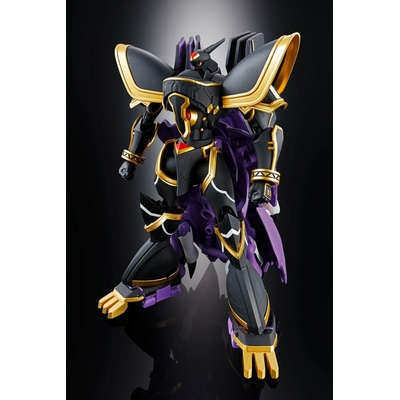 Figurine Digimon Adventure Digivolving Spirits 05 Alphamon Dorumon 16cm
