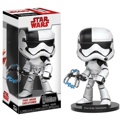Figurine Star Wars Episode VIII Wacky Wobbler Bobble Head First Order Executioner 15cm