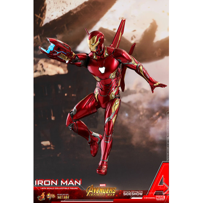 Figurine Avengers Infinity War Diecast Movie Masterpiece Iron Man 32cm