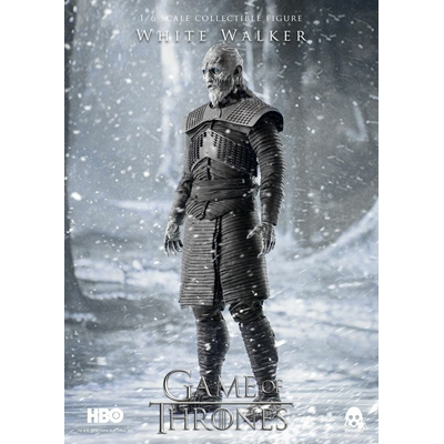 Figurine Game of Thrones White Walker 33cm