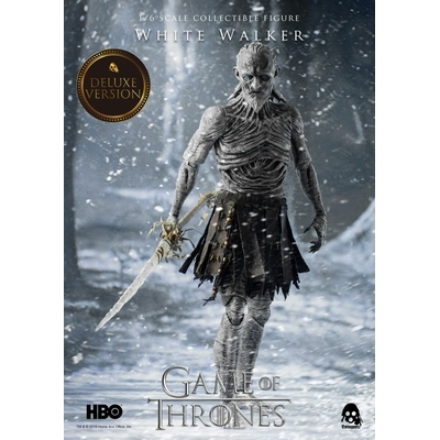 Figurine Game of Thrones White Walker Deluxe Version 33cm