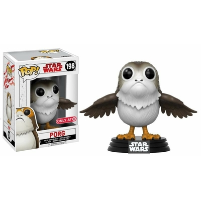 Figurine Star Wars Funko POP! Bobblehead Porg Exclusive 09cm