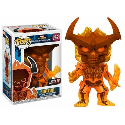 Figurine Thor Ragnarok Funko POP! Surtur Exclusive 09cm