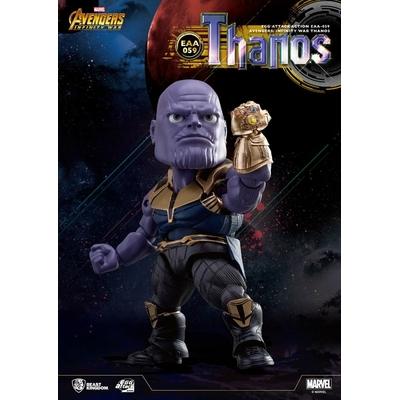Figurine Avengers Infinity War Egg Attack Thanos 23cm