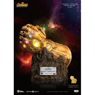 Statuette Avengers Infinity War Master Craft Infinity Gauntlet 40cm