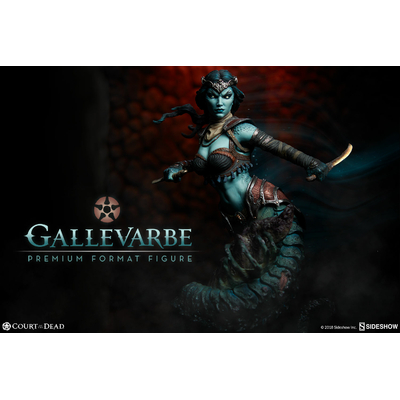 Statue Court of the Dead Premium Format Gallevarbe Eyes of the Queen 50cm