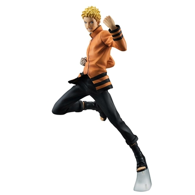 Statuette Boruto Naruto Next Generations G.E.M. Series Naruto Nanadaime Hokage Ver. 20cm