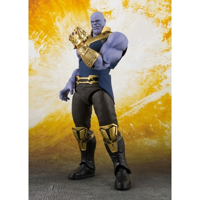 Figurine Avengers Infinity War S.H. Figuarts Thanos 19cm
