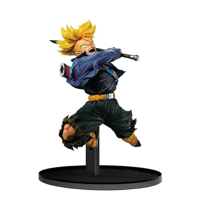 Figurine Dragon Ball Z BWFC Vol. 2 Trunks by Varoq 11cm