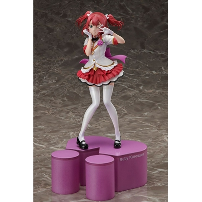 Statuette Love Live! Birthday Figure Project Ruby Kurosawa 19cm