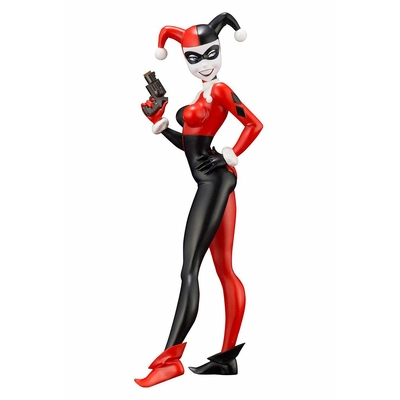 Statuette DC Comics ARTFX+ Harley Quinn Batman The Animated Series 16cm