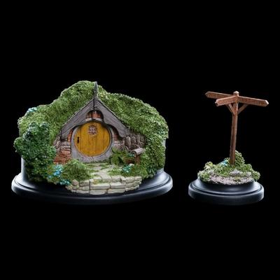 Diorama Le Hobbit Un voyage inattendu 5 Hill Lane 9cm