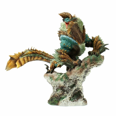 Statuette Monster Hunter Creators Model Zinogre Resell Version 18cm