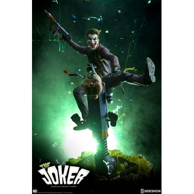 Statue DC Comics Premium Format The Joker 63cm